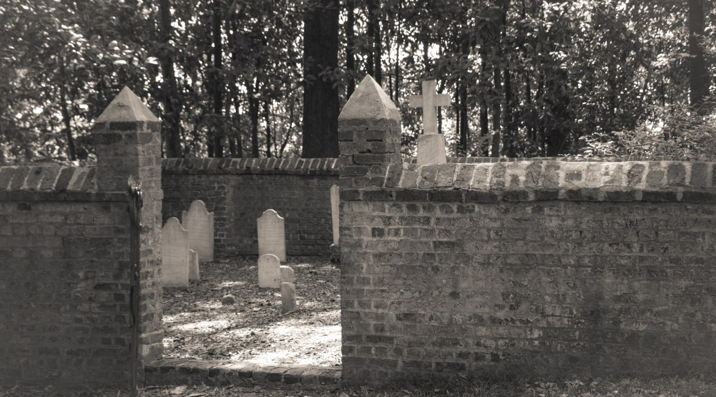 Laurens Family Cemetery - Click To Enlarge