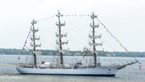 Frigate Libertad - Click To Enlarge