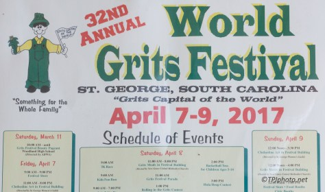 Grits Festival - Click To Enlarge