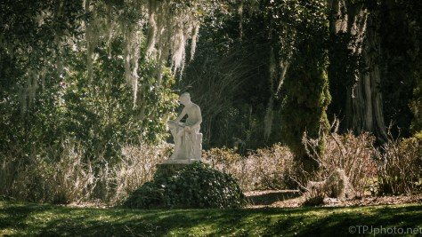 Garden Statue - click to enlarge