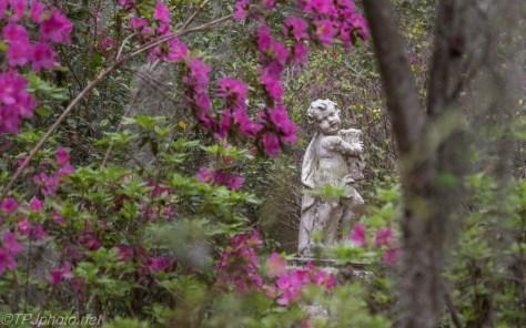 Hidden Statue - click to enlarge