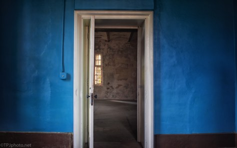 Old Charleston Jail, Warden Quarters - click to enlarge