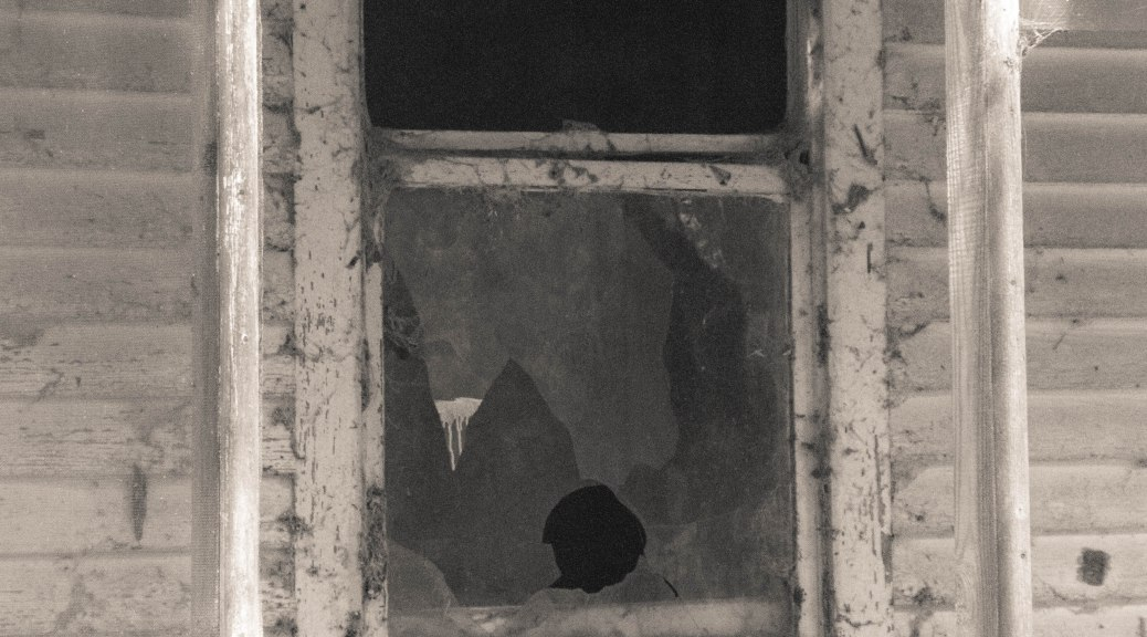 A Home Abandoned, In Sepia