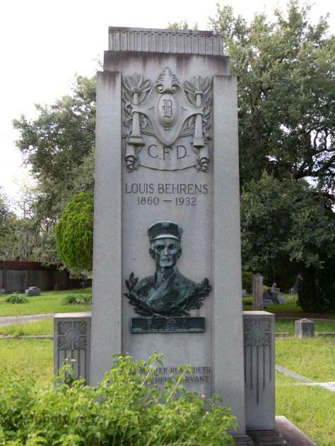 Louis Behrens C.F.D.
