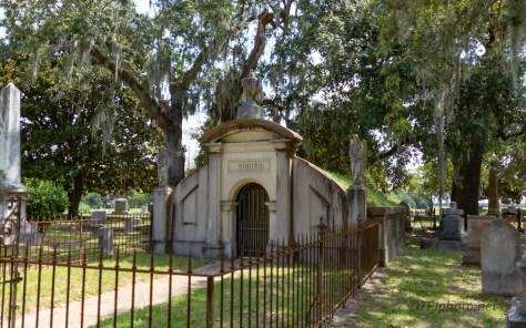 Gibbes Mausoleum, Magnolia Cemetery