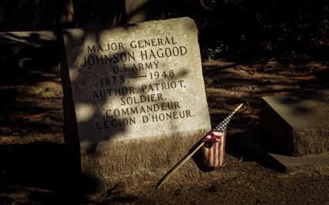 General Hagood, Magnolia Cemetery