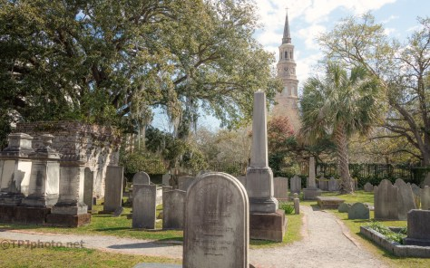 Around The Circular Church Charleston