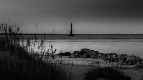 Charleston Harbor Morris Light