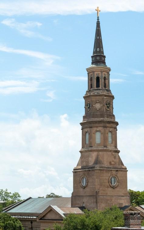 St. Philip's , Charleston SC