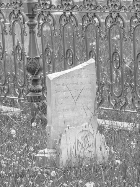 Cemetery Rust And Ruin