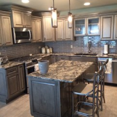 Kitchen & Bath Amish Made Cabinets Tinley Park Shoppe A Touch Of Grey