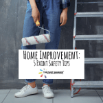Home Improvement 5 Paint Safety Tips The Paint Manage