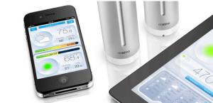Netatmo air qualitiy monitor