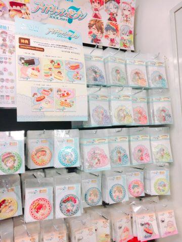 渋谷TSUTAYA Tファン売り場