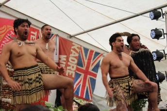 Neha Ngawhika-Pihema, Turanga Merito, Jade Kameta & Murray Bidois - Ngati Te Rangiunuora