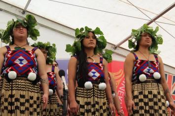 Wahine O Ngati Te Rangiunuora