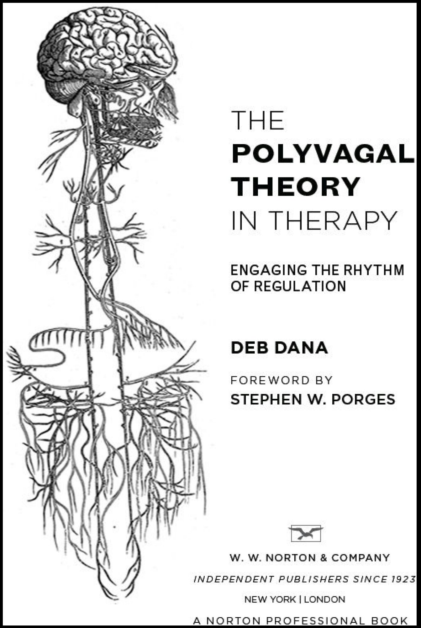 hight resolution of the polyvagal theory in therapy engaging the rhythm of regulation