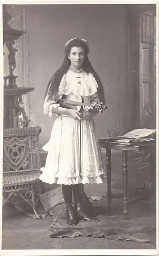 Sophia Eliza Allsop