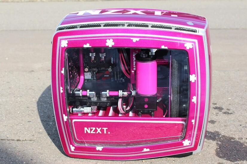 NZXT MANTA The Japanese spirit PC  TechPowerUp Case