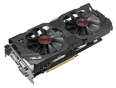 GTX STRIX 970 OC 4GB