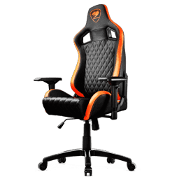 gaming chair review folding covers hobby lobby cougar armor s techpowerup