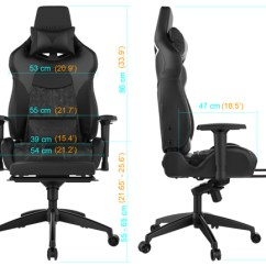 How Much Does A Gaming Chair Weight Raynor Eurotech Ergohuman Mesh Mid Back Task Black Gamdias Achilles Rgb Review Techpowerup The Is Capable Of Supporting Significant Body And Thus Enhanced With Metal Frame However Its Dimensions Are