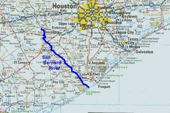 South Texas Land Hunting