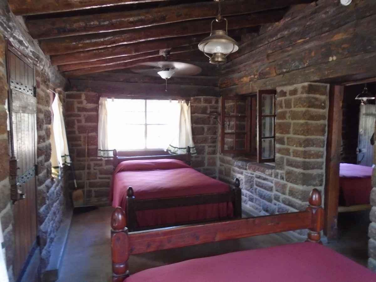 Bastrop State Park Cabin 3 William B Travis  Texas