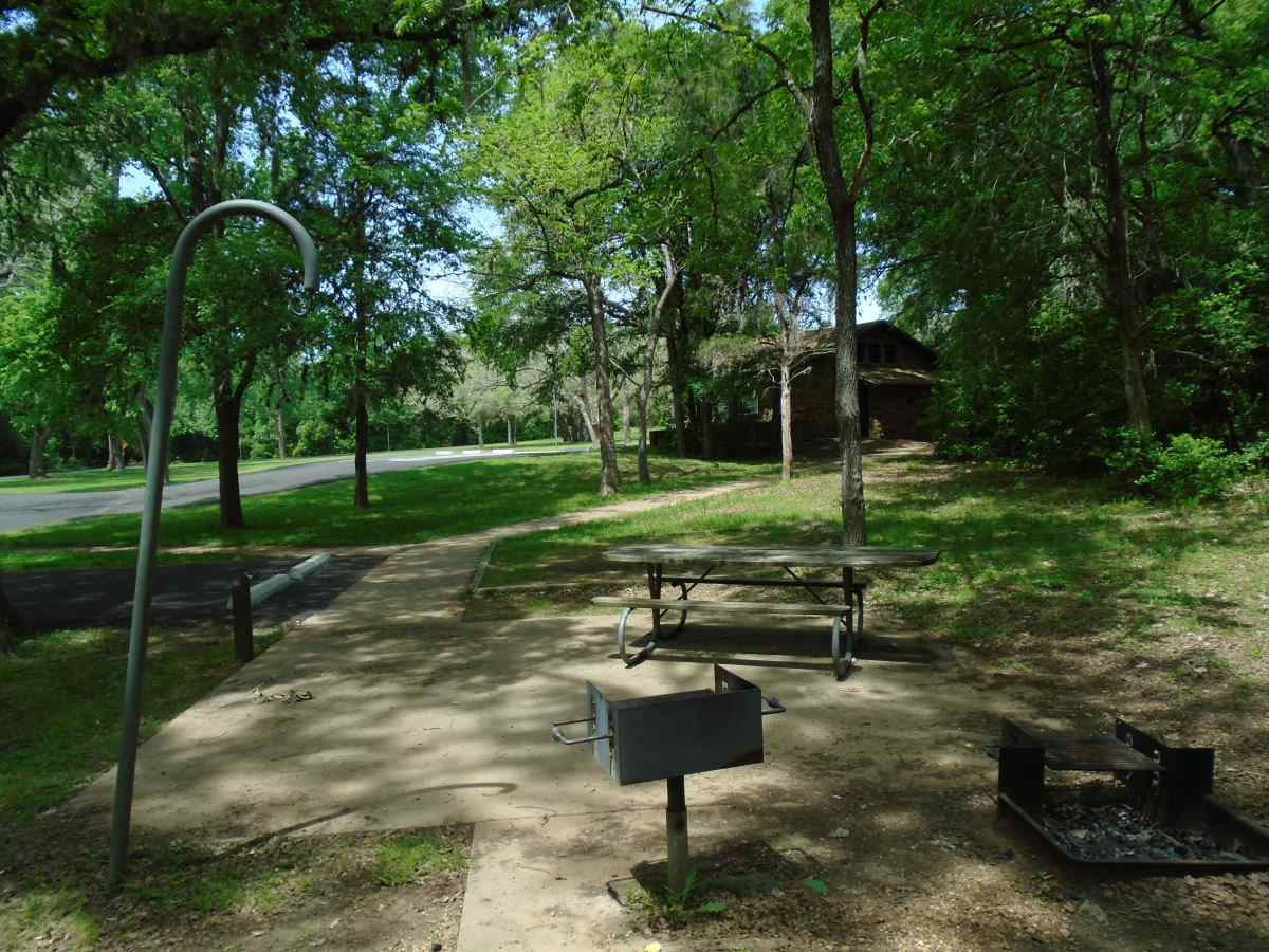 Buescher State Park Campsites With Water Texas Parks