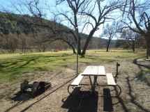 Texas Colorado Bend State Park Campsites