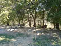 Texas Colorado Bend State Park Camping