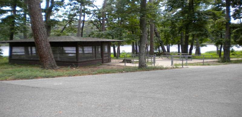 Huntsville State Park Screened Shelters Texas Parks