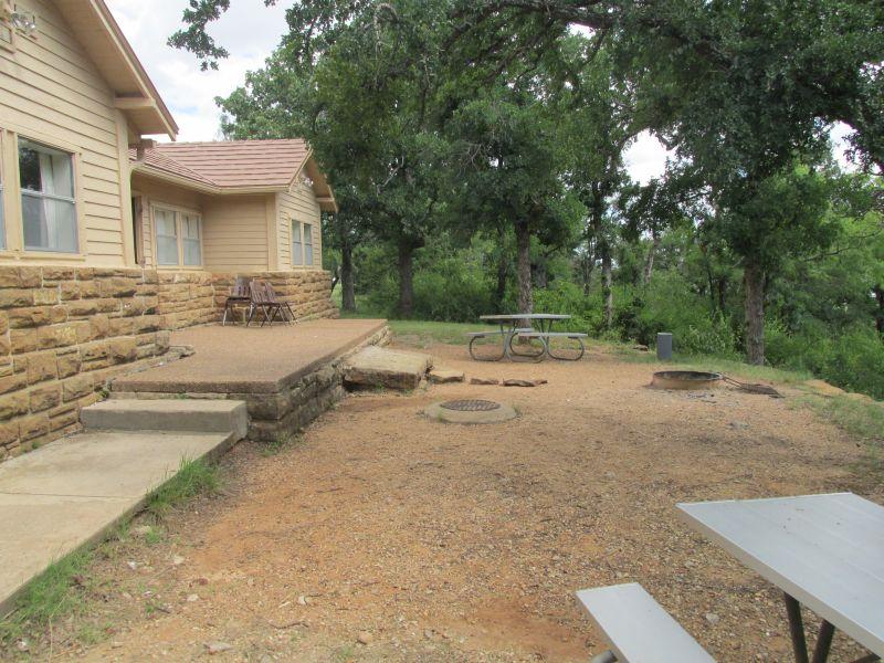 Lake Brownwood State Park Fishermans Lodge Texas Parks