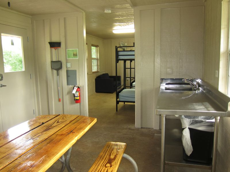 McKinney Falls State Park Cabins  Limited Use  Texas Parks  Wildlife Department