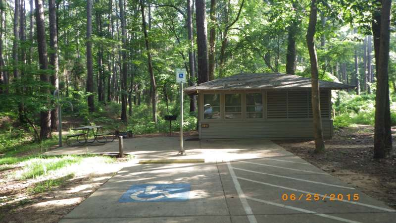 Tyler State Park Cabins  Texas Parks  Wildlife Department