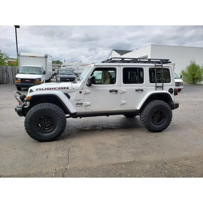 maximus 3 roof rack mounting system for 2018 jeep wrangler jl