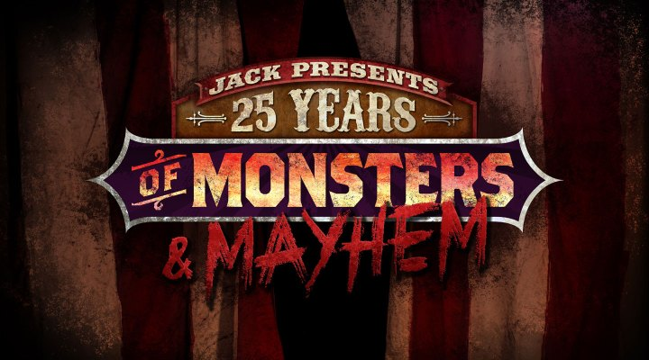 HHN 25 Years of Monsters and Mayhem