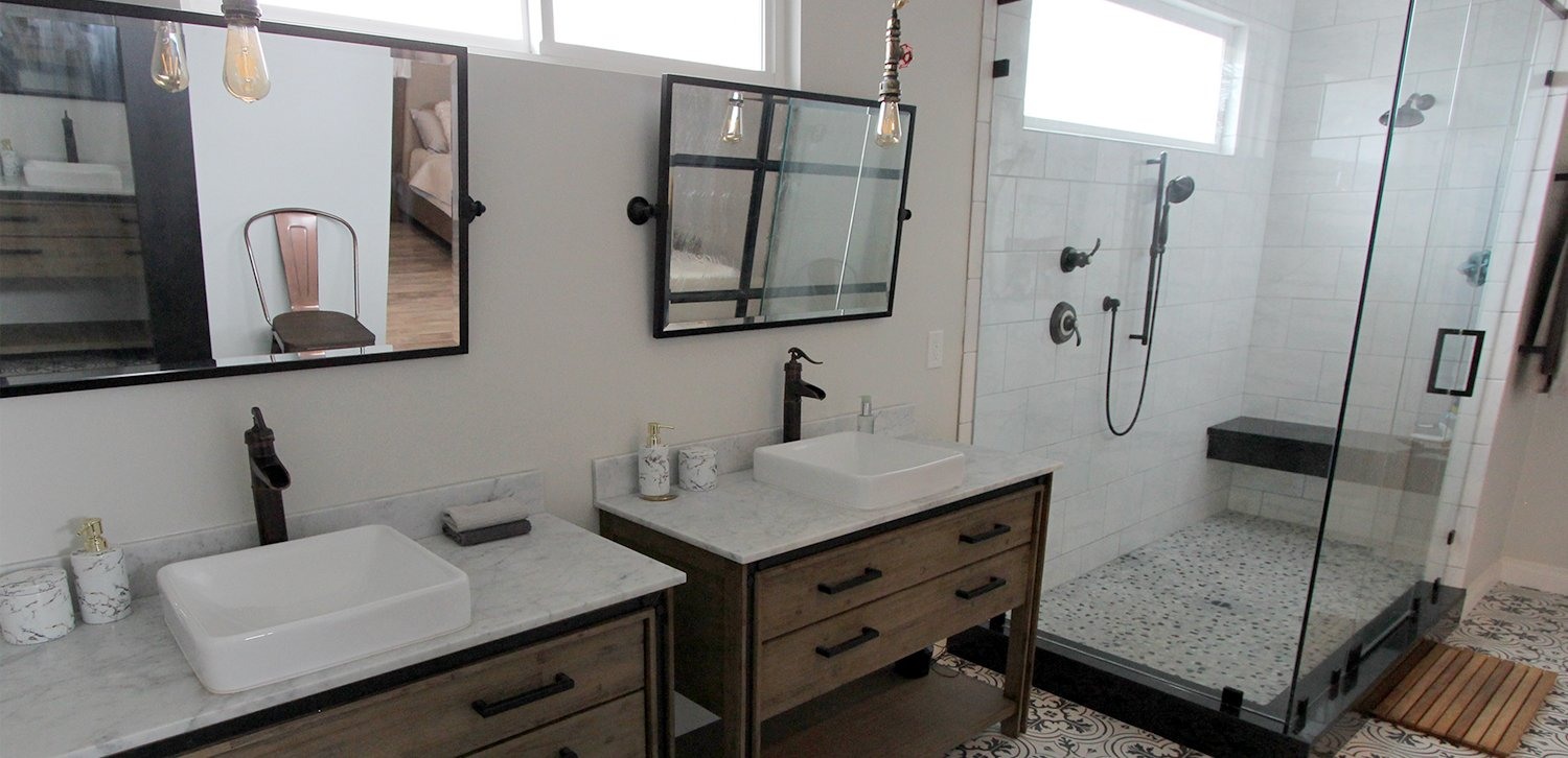 Bathroom Vanity San Diego Bathroom Remodeling Tr Construction San Diego Ca