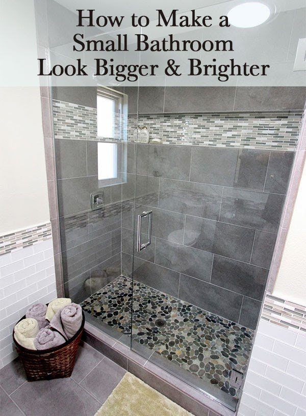 Brightening a Small Bathroom Complete Bathroom Remodel in