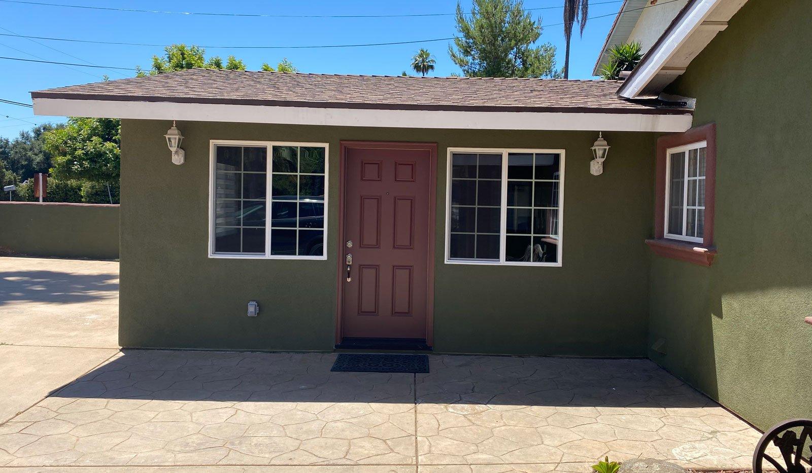 Granny Flats Casitas Or Adus Tr Construction San Diego Ca