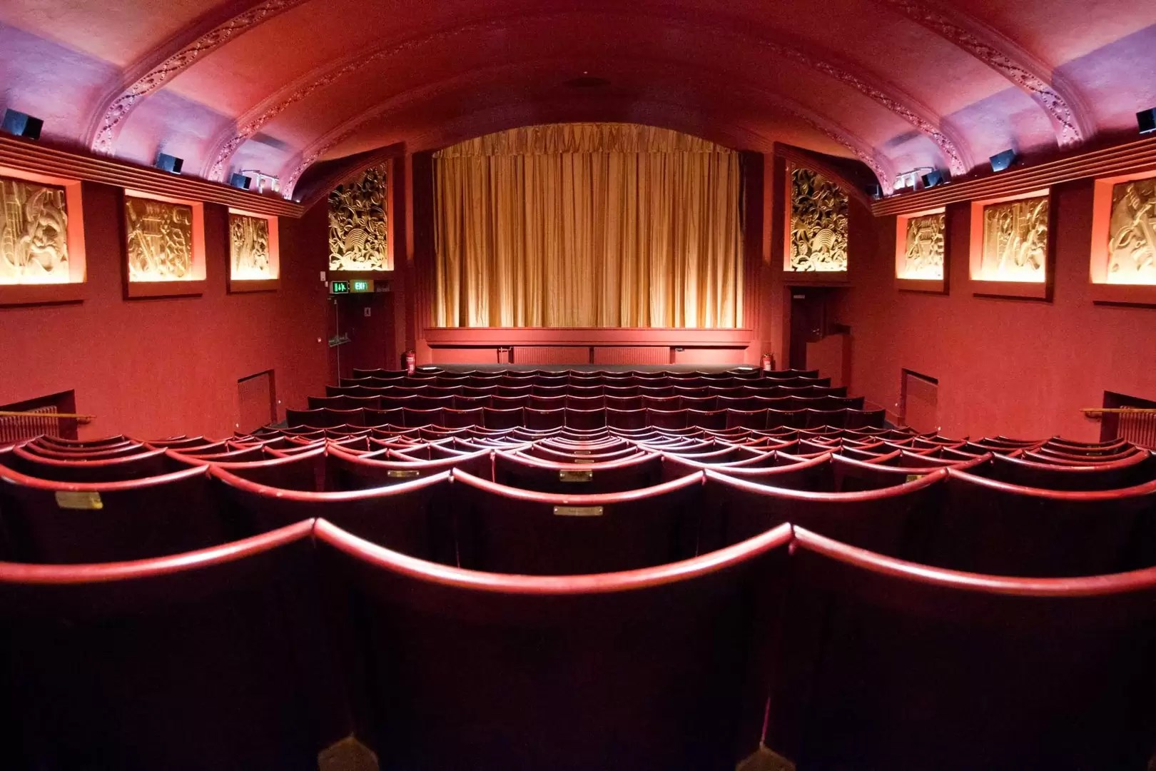 east london sofa cinema animal print bed best independent cinemas in great places to watch films the
