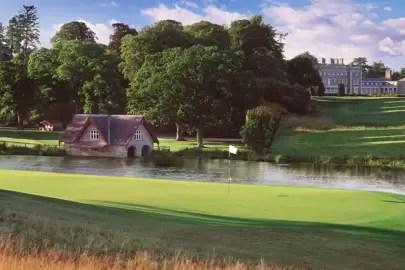 montgomerie links style golf course at carton house copyright carton house
