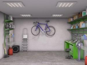 ホームジムを作るなら、ガレージジムはオススメ