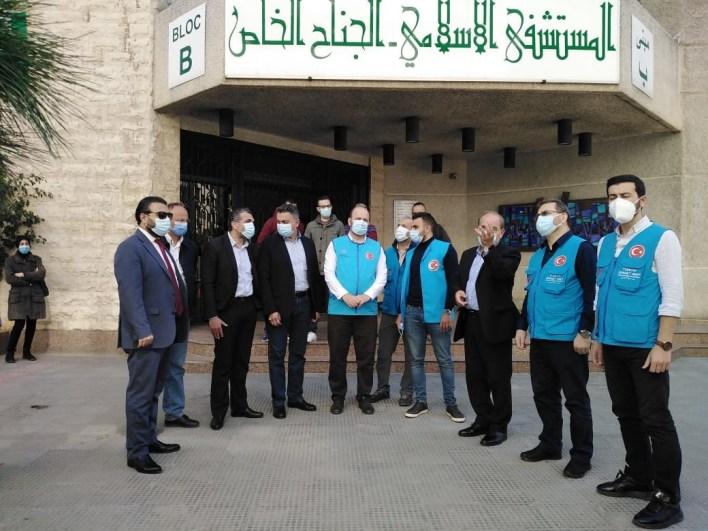تركيا طرابلس لبنان