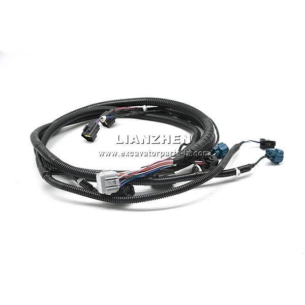 Çin Hitachi ZX350-3 4724003 0007745 4657945 için Hidrolik
