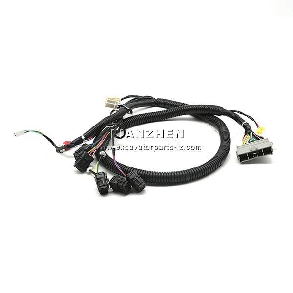 Çin Komatsu 207-06-76130 Ana Kablo Demeti PC300-8 PC350-8