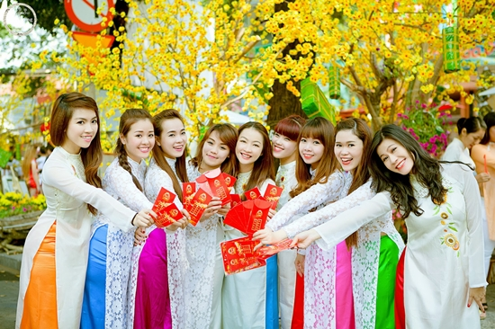 Tet Nguyen Dan (Yeni Yıl Kutlamaları)