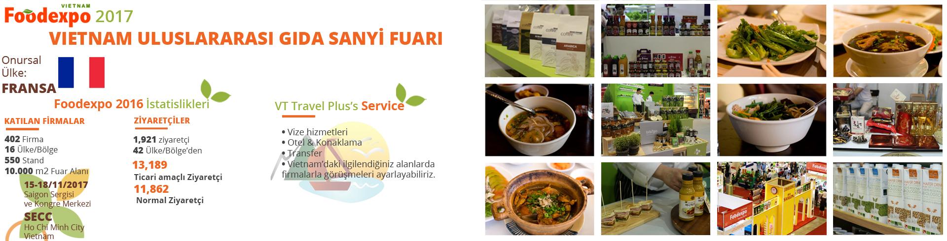 Food Expo Vietnam Fuari vt travel plus