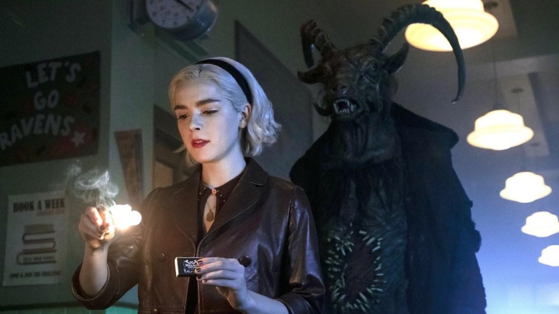 Chilling Adventures of Sabrina'dan Çarpıcı Teaser! - Haberler -  Beyazperde.com