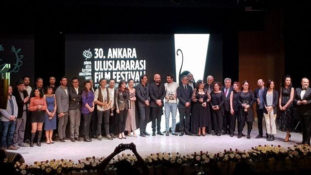 Osman Nail Doğan ANKARA FİLM FESTİVALİ ile ilgili görsel sonucu